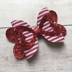 Excited to share this item from my shop: Valentine's Day Bows Bows for Valentine's Day Valentine's Day Baby Headband Faux Leather Bows Canvas Bows Red Glitter Bow Handmade Hair Bows, Diy Hair Bows, Diy Bow, Unique Hair Bows, Baby Bows, Baby Headbands, Bows For Babies, Red Glitter, Baby Glitter