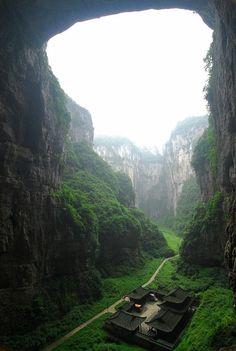 Wulong, Chongqing