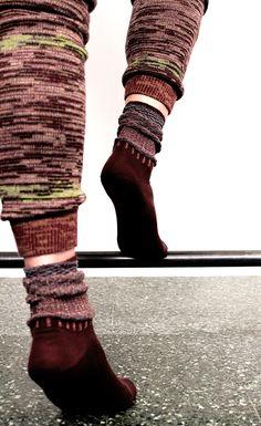 leggings and fashion socks
