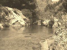 Near Altea, Montago something.. Spain
