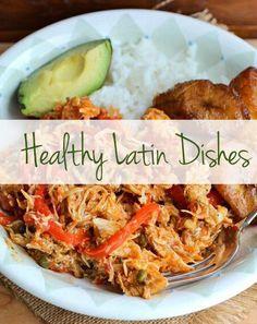 Healthy Chicken Ropa Vieja