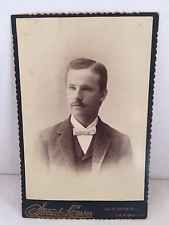 Victorian Cabinet Photo STECKEL