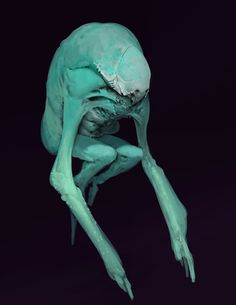 ArtStation - Leap, Anthony Jones