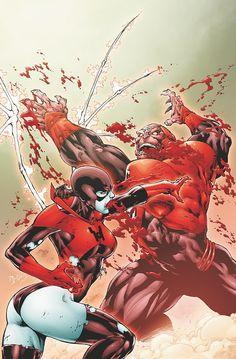Red Lantern •Ed Benes