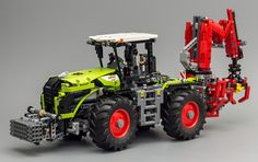 42054 - Claas Xerion 5000 Trac VC - LEGO Technic, Mindstorms ...