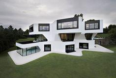 Dupli Casa by J. Mayer H. Architects   © David Franck