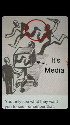 "This is How the Media Works - Funny memes that ""GET IT"" and want you to too. Get the latest funniest memes and keep up what is going on in the meme-o-sphere. So True, Mind Blown, True Stories, Thinking Of You, Fun Facts, Funny Pictures, Life Pictures, Amazing Pictures, Thoughts"