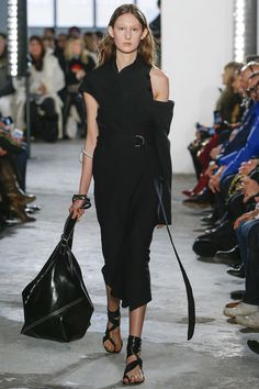 Proenza Schouler Fall 2017 Ready-to-Wear Fashion Show Collection