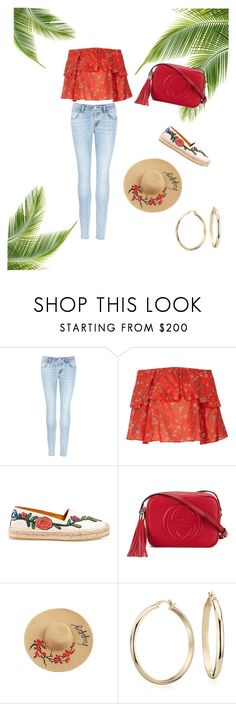 Designer Clothes, Shoes & Bags for Women Blue Nile, J Brand, Alice Olivia, Summer Time, Gucci, Polyvore, Stuff To Buy, Shopping, Collection