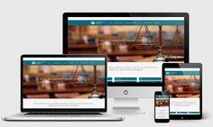 Webs para abogados en Málaga. Diseño Web Corporativo para despachos de abogados en Málaga.