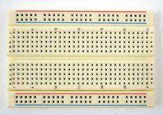 Placa de prototipos (protoboard)