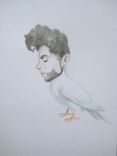 Prince crying doves