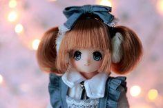 Kinoko ♥ | by Siniirr Maid, Disney Characters, Fictional Characters, Kitty, Disney Princess, Kitten, Kitty Cats, Maids, Cat