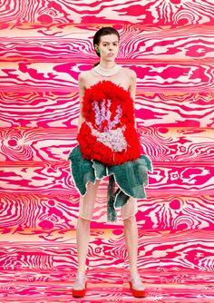 Nejlepší fotografkou roku je Vendula Knopová za portréty studentů FAMU a módní fotografie. #czechdesign #czechfashion #photo #photography #FAMU