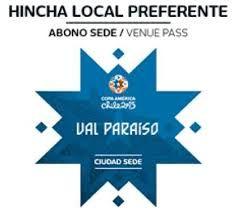 Copa America Chile 2015 Val paraiso
