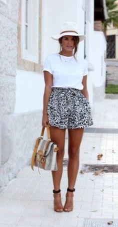 cute summer outfit , women's fashion