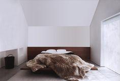 John Pawson - bedroom