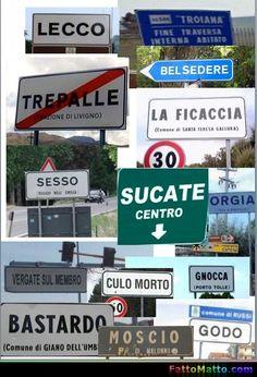 Le migliori città d'Italia - via FattoMatto.com #FattoMatto