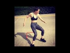 Star Wars Star Daisy Ridley Show Off Her Intense Workout - YouTube