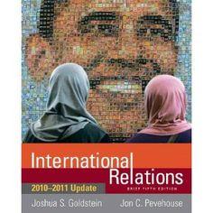 International relations brief / Joshua S. Goldstein