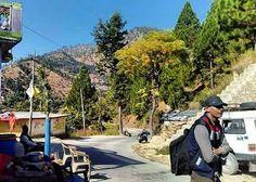 That प्रतीक्षालय  in every village. Lots of memories are associated. Can you share some memory of yours?   Pic : Saruli Village, Tehri, Uttarakhand  #BeingPahadi #JustPahadiThings #Garhwal #Kumaun #Uttarakhand   Pic by Deepika Rawat