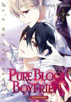 Manga - Manhwa - Pure blood boyfriend - He's my only vampire Vampire Manga, Art Vampire, Vampire Boy, Manga Love, Anime Love, Manhwa Manga, Manga Anime, Anime Art, Vampires