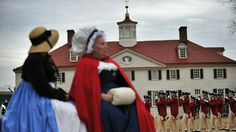 George Washington's Mount Vernon Estate, Mount Vernon, Va.