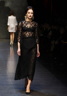 Dolce Winer '14 #lace