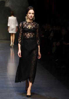 Dolce & Gabbana - Otoño/Invierno 2014