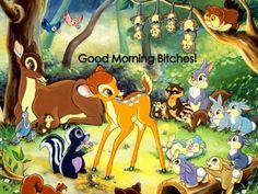 #bambi #disney #quotes #quote #funny #rude #cartoon #humor