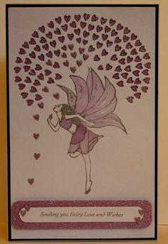 crimson cloud flying fairy