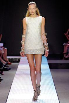Giambattista Valli Spring 2012 Ready-to-Wear Fashion Show - Candice Swanepoel