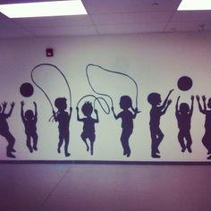 best elementary school murals - Google Search