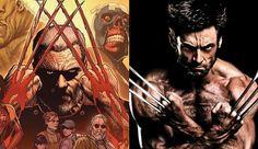 """มาดู Hugh Jackman กับมาด """"โลแกนวัยชรา"""" ใน Wolverine 3"""