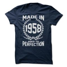 MADE IN 1958 - Limited Edition - #gift for dad #gift bags. BUY-TODAY => https://www.sunfrog.com/Birth-Years/MADE-IN-1958--Limited-Edition-22943563-Guys.html?68278