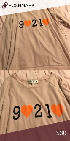 Wild fox 90210 Jumper Super soft material! Wildfox Tops Sweatshirts & Hoodies