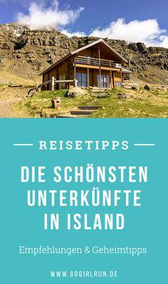 Die schönsten Unterkünfte für Deine Island-Reise: Hotels, Hostels, Bed and Breakfasts, Pensionen.