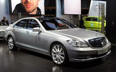 I will buy a brand new Mercedes S-class in silver, one in white, and one in black for a little variety!