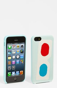 kate spade new york '3d glasses' iPhone 5 case available at #Nordstrom