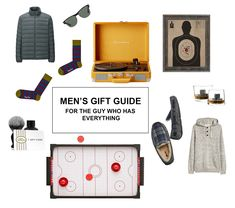 Decor by Demree: Men's Holiday Gift Guide: For The Guy Who Has Ever...