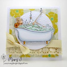 Bubblelicious! by maryj68 - Cards and Paper Crafts at Splitcoaststampers