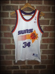84c38cba198 Vintage 90 s NBA Champion Charles Barkley Jersey - Size Adult Small by  CharchaicVintage