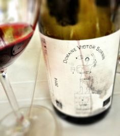 El Alma del Vino.: Domaine Victor Sornin Vin Biologique Naturel Beaujolais Villages 2014.