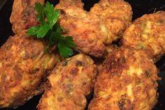 Retete Culinare - Parjoale de legume si branza