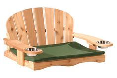 Outdoor Dog Furniture For Your Log Dog - The Fun Times Guide to Log Homes