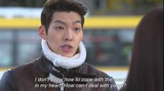 I think this as I wait for the next episode...this is from a kdrama, but what wise words.  People want you to help them when you might not be able to help yourself. ??Something worth thinking about.
