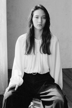 Mona Matsuoka by Ola Rindal for Union Magazine #6