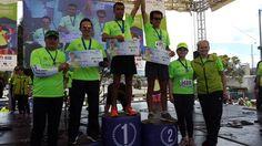 En la categoría mayores, estos fueron los ganadores #CarreraPorLaPolicía10K