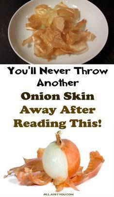You'll Never Throw Another Onion Skin Away After Reading This! - Fashion Is My Petition, , health fitness nutrition, Healthy Drinks, Healthy Tips, Healthy Snacks, Healthy Recipes, Holistic Remedies, Health Remedies, Natural Remedies, Herbal Remedies, Cold Remedies