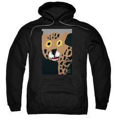 Patrick Francis Premium Deep Teal Heather Designer T-Shirt featuring the painting Jaguar 2014 by Patrick Francis Deep Teal, Hooded Sweatshirts, The Incredibles, Artist, Mens Tops, T Shirt, Painting, Shopping